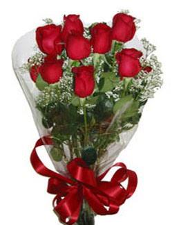 Çiçek sade gül buketi 7 güllü buket  Ankara Polatlı online çiçek gönderme sipariş