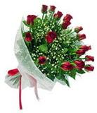 11 adet şahane gül buketi  Polatlı internetten çiçek satışı