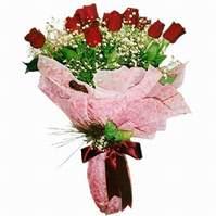 çiçek siparişi sitesi  12 adet kirmizi kalite gül