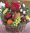 Ankara Polatlı çiçek yolla  Çiçekler ve meyve sepeti