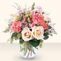 Polatlı cicek , cicekci  güller ve renkli kazablanka