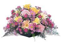 Polatlı çiçek gönderme sitemiz güvenlidir  karisik sepet tanzimi bahar