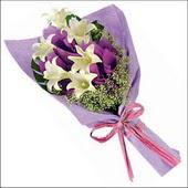 3 adet kazablanka çiçegi   Polatlı çiçek gönderme sitemiz güvenlidir