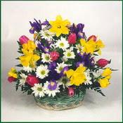 mevsim karisik çiçek demet   çiçekçi mağazası