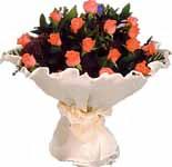 11 adet gonca gül buket   Polatlı çiçek gönderme sitemiz güvenlidir