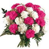 13 adet renkli karanfil buket   Polatlı çiçek gönderme sitemiz güvenlidir