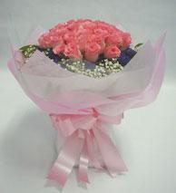 pembe 11 adet gül buketi   Polatlı Ankara çiçek , çiçekçi , çiçekçilik