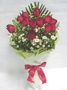 12 adet gül ve kir çiçekleri   Polatlı Ankara çiçek , çiçekçi , çiçekçilik