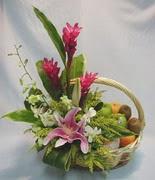 mevsim meyvalari ve sepet   Ankara Polatlı çiçek yolla