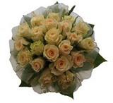 12 adet sari güllerden buket   Polatlı uluslararası çiçek gönderme