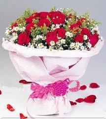 Polatlı internetten çiçek satışı  12 ADET KIRMIZI GÜL BUKETI