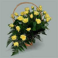 12 adet sari gül sicak sevgiye inananlara  Polatlıya çiçek çiçek mağazası , çiçekçi adresleri