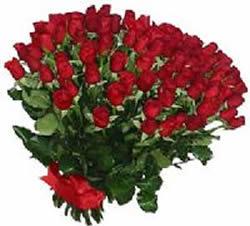 51 adet kirmizi gül buketi  Polatlıdaki çiçekçiler