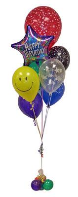Polatlı Ankara çiçek , çiçekçi , çiçekçilik  Sevdiklerinize 17 adet uçan balon demeti yollayin.