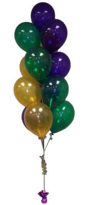 ucuz çiçek gönder  Sevdiklerinize 17 adet uçan balon demeti yollayin.