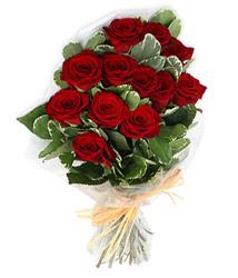 Polatlı çiçek yolla , çiçek gönder , çiçekçi   9 lu kirmizi gül buketi.