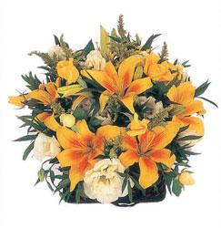 Polatlı çiçek gönderme sitemiz güvenlidir  Karisik mevsim sepeti