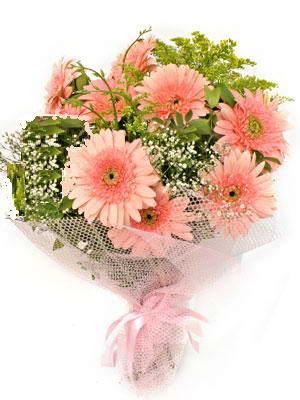 Polatlı çiçek satışı  11 adet gerbera çiçegi buketi