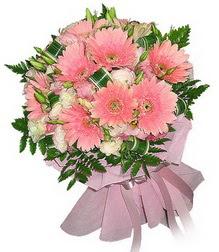cicekciler , cicek siparisi  Karisik mevsim çiçeklerinden demet