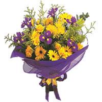 Polatlı çiçek gönderme sitemiz güvenlidir  Karisik mevsim demeti karisik çiçekler