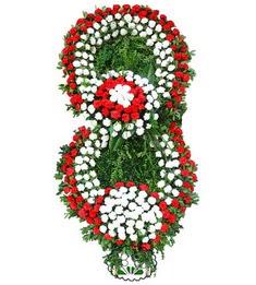 Görsel Cenaze çiçek , cenaze çiçek , çelengi  Polatlı uluslararası çiçek gönderme