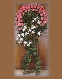 Ankara Polatlı çiçek yolla  Cenaze çelenk , cenaze çiçekleri , çelengi