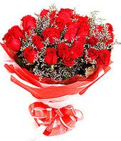 11 adet kaliteli görsel kirmizi gül  Polatlıya çiçek Ankara çiçekçi telefonları