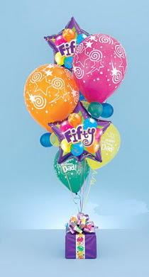 Ankara Polatlı çiçek yolla  15 adet uçan balon ve küçük kutuda çikolata