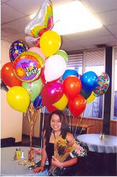 Polatlı internetten çiçek satışı  49 adet karisik renkte uçan balonlar buketi