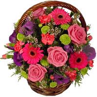 Güller ve kir çiçekleri sevilenlerin çiçegi  Polatlı anneler günü çiçek yolla