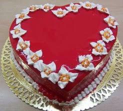 kalp biçiminde yas pasta özel kisilere  cicekciler , cicek siparisi