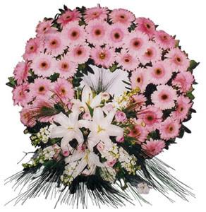 Cenaze çelengi cenaze çiçekleri  Polatlı çiçek siparişi vermek