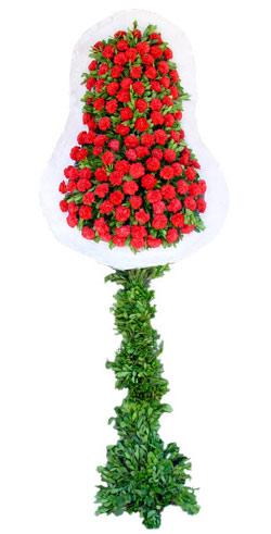 Dügün nikah açilis çiçekleri sepet modeli  Ankara Polatlı İnternetten çiçek siparişi