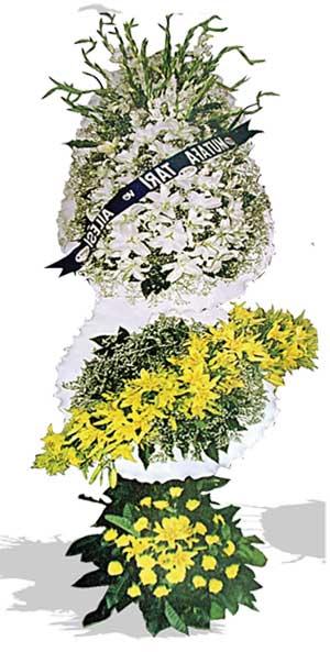 Dügün nikah açilis çiçekleri sepet modeli  Polatlı Ankara çiçek , çiçekçi , çiçekçilik
