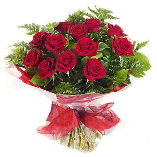 Ucuz Çiçek siparisi 11 kirmizi gül buketi  Polatlı çiçek online çiçek siparişi