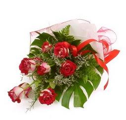 Çiçek gönder 9 adet kirmizi gül buketi  Polatlı çiçek siparişi vermek