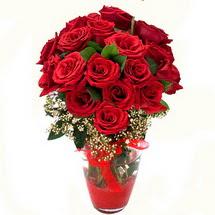çiçek siparişi sitesi   9 adet kirmizi gül