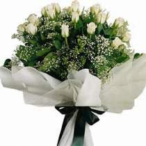 Polatlı uluslararası çiçek gönderme  11 gül buketi özel tanzim