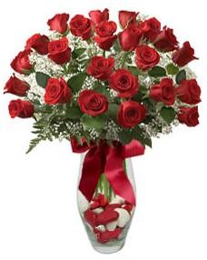 17 adet essiz kalitede kirmizi gül  Polatlıya çiçek çiçek mağazası , çiçekçi adresleri