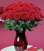 Polatlı çiçek online çiçek siparişi  11 adet Vazoda Gül sevenler için ideal seçim