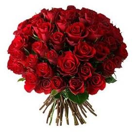 Polatlı Ankara çiçek , çiçekçi , çiçekçilik  33 adet kırmızı gül buketi
