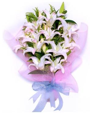 5 dal kazablankadan muhteşem buket  Polatlı Ankara hediye çiçek yolla
