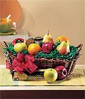 Ankara Polatlı İnternetten çiçek siparişi  Sevgi meyvalari hediye sepeti