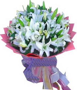 7 dal cazablanca görsel buketi  çiçekçi mağazası