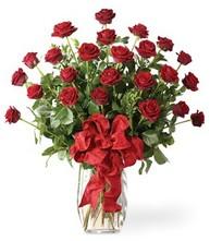 Sevgilime sıradışı hediye güller 24 gül  14 şubat sevgililer günü çiçek