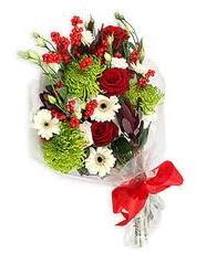 Kız arkadaşıma hediye mevsim demeti  Ankara Polatlı online çiçek gönderme sipariş