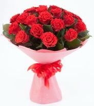 12 adet kırmızı gül buketi çiçek siparişi sitesi