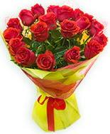 19 Adet kırmızı gül buketi  Polatlı çiçek siparişi vermek