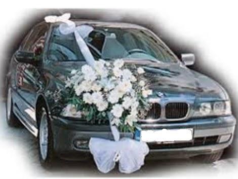 Polatlı Ankara çiçek , çiçekçi , çiçekçilik  Görsel gelin arabası süsleme