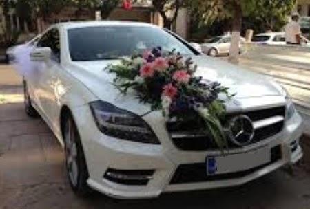 sünnet arabası süslemesi  Polatlıya çiçek Ankara çiçekçi telefonları